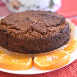 Ciasto pomaranczowo-migdalowe4
