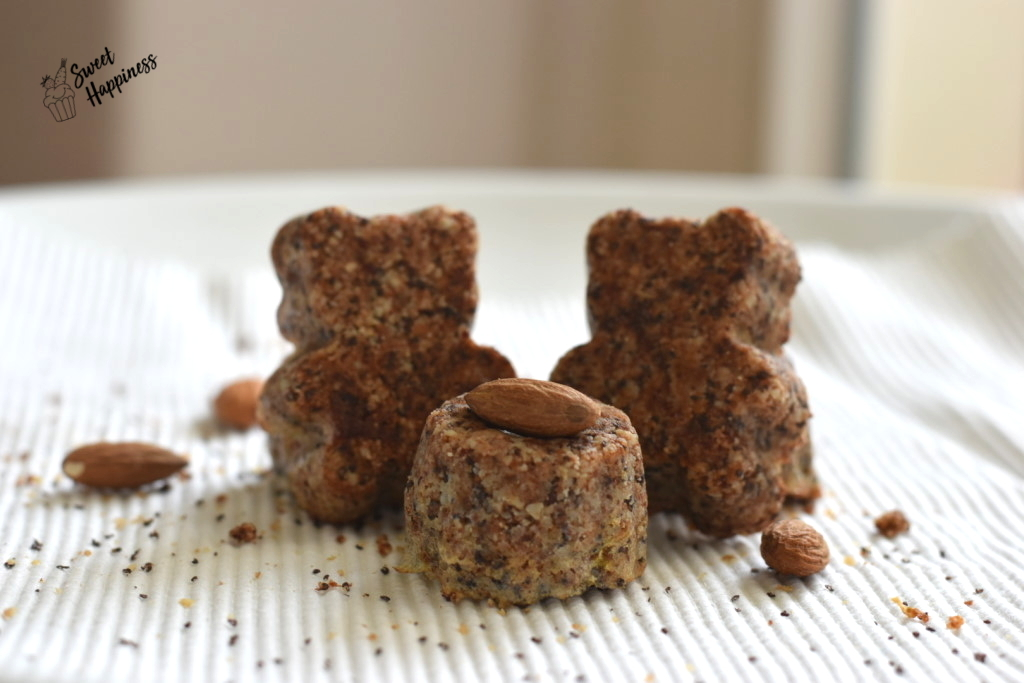 Köstliche Mohn-Mandel-Mini-Kuchen